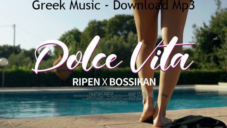 Ripen Bossikan Dolce Vita Official Music Video